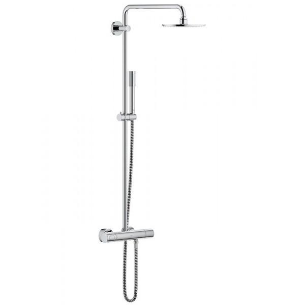 Sistema termost tico ducha rainshower system grohe coysa for Ducha termostatica grohe