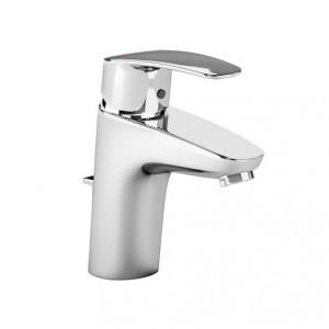 Monodin-N grifo lavabo monomando desagüe automático