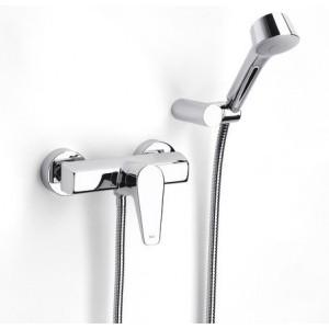 Grifo ducha termost tico y monomando coysa online for Monomando termostatico ducha