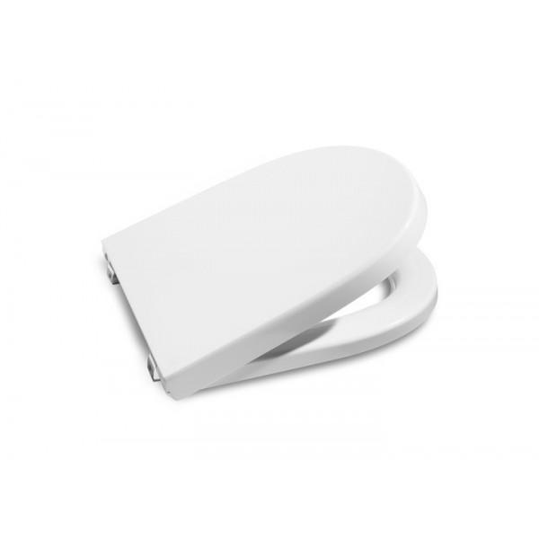 Meridian compact ca da amortiguada asiento de inodoro for Inodoro meridian compacto