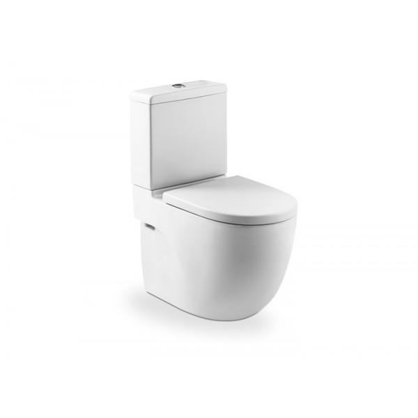 Meridian compact ca da amortiguada asiento de inodoro for Asiento de inodoro