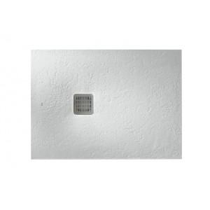 Terran ROCA blanco Plato de ducha extraplano