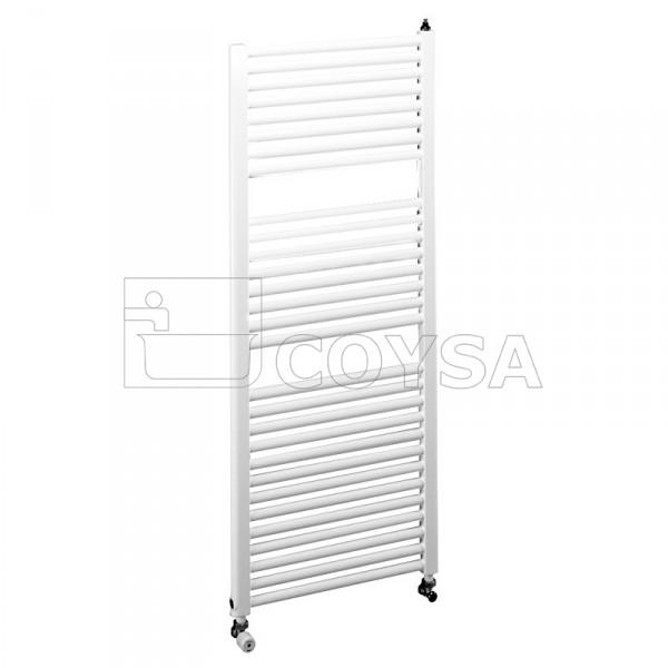 Radiador toallero blanco baxi coysa online for Precio radiador toallero
