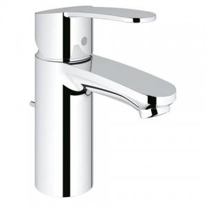 Eurostyle Cosmopolitan grifo lavabo monomando vaciador automático